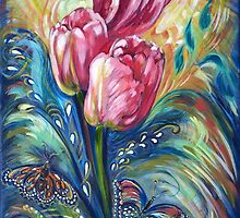 Tulips  by Harsh  Malik