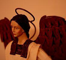 Angel on the Sideboard by Chris Kiez