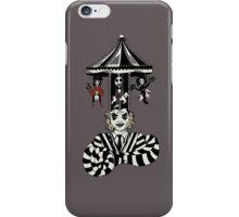Beetlejuice Carousel burton iphone iPhone Case/Skin