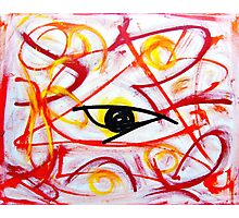 Eye, Can See You Photographic Print