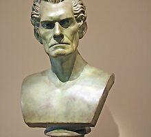 A John C. Calhoun Bust by Cora Wandel
