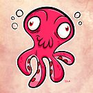 Squiddy! by TheDrawbridge