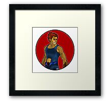 Lion-O, Lord of the Thundercats Framed Print