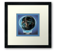 alien light Framed Print