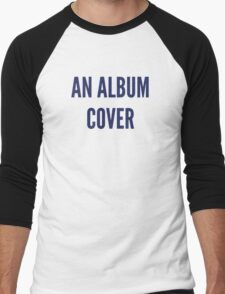 Anal Bum Cover Men's Baseball ¾ T-Shirt