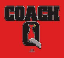 Coach Q Tee. by tony.Hustle.tees ®