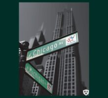Chicago Street Sign by Popsicleguy123