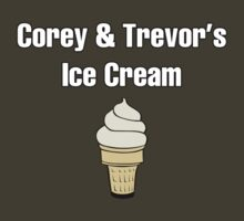 Corey & Trevor's Ice Cream by Alsvisions