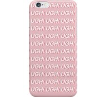 UGH! the 1975 design iPhone Case/Skin