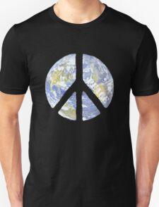 World Peace Symbol T-Shirt