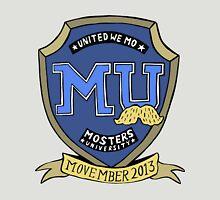 mosters university team shirt  Unisex T-Shirt