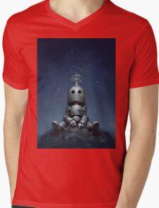 Interval Mens V-Neck T-Shirt