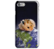 Earth Day Hamster iPhone Case/Skin