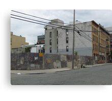 Brooklyn - Greenpoint Canvas Print