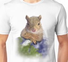 Earth Day Squirrel Unisex T-Shirt