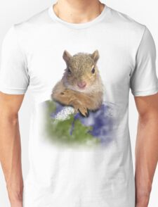 Earth Day Squirrel T-Shirt