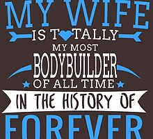 My Wife Is Totally My Most Bodybuilder Of All Time In The History Of Forever by fashionera