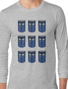 Tardis Soup Long Sleeve T-Shirt
