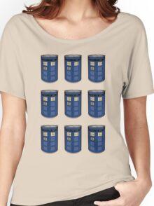 Tardis Soup Women's Relaxed Fit T-Shirt