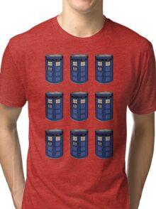 Tardis Soup Tri-blend T-Shirt