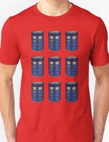 Tardis Soup Unisex T-Shirt