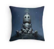 Interval Throw Pillow