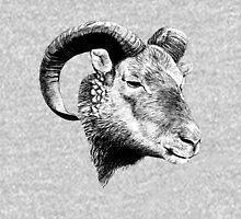Bighorn Ram Unisex T-Shirt