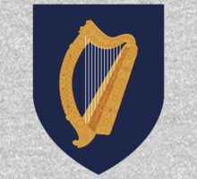 Coat of Arms of Ireland by cadellin