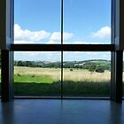 View From Longside Gallery, Yorkshire Sculpture Park by acespace