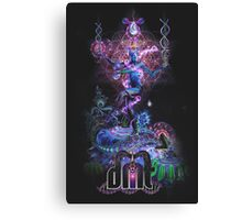 "DMT ""Serpentine Apotheosis"" Canvas Print"