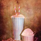 Milkshake and Ice-Cream by Pene Stevens