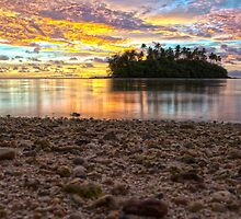 Mars Meets Paradise by Adrian Alford Photography