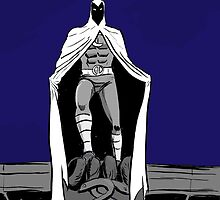 Moon Knight 1 by MattKyme