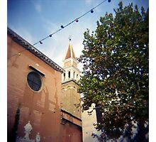 Venice Street Photographic Print