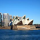 Sydney Opera House by Nicola Barnard