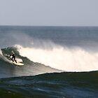 Australian Surfer by Nicola Barnard
