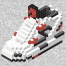Reebok The Pump Pixel 3D Sneaker by cocolima