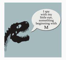 Dino's last words by funkyworm