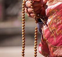 Asian Prayer Beads by puresilk