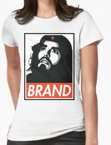 Russell Brand is CHE GUEVARA  Womens Fitted T-Shirt