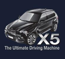 X5 Driving Machine by Picshell80