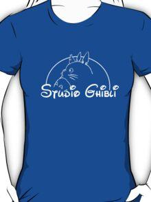 Studio Ghibli Blue - Disney Style T-Shirt