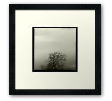 Raymond Chandler Evening Framed Print
