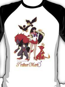 Pretty Guardian Trainer Mars T-Shirt