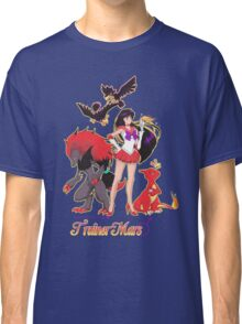 Pretty Guardian Trainer Mars Classic T-Shirt