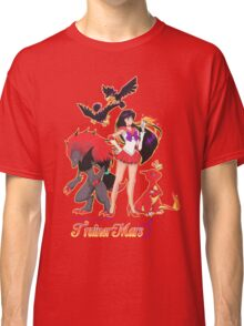 Pretty Guardian Trainer Mars Classic T-Shirt