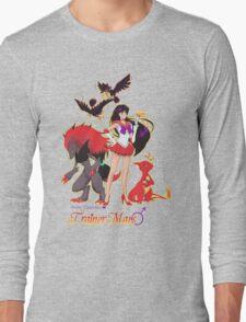 Pretty Guardian Trainer Mars Long Sleeve T-Shirt