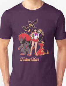 Pretty Guardian Trainer Mars Unisex T-Shirt