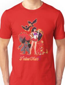 Pretty Guardian Trainer Mars Unisex T-Shirt