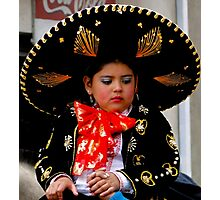 Cuenca Kids 356 Photographic Print